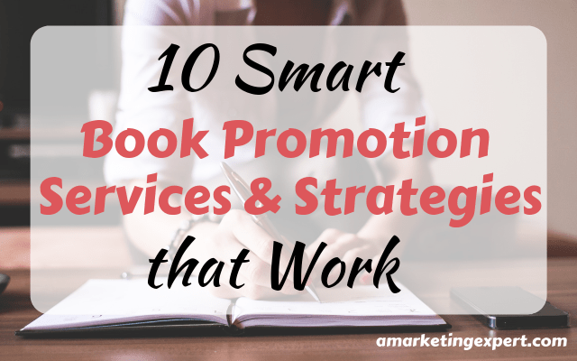 Book promotion services that really work