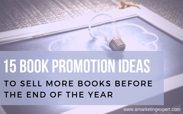 15 Book Promotion Ideas