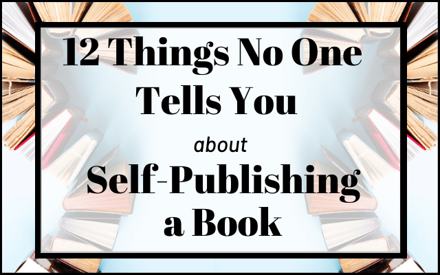Secrets of self-publishing a book