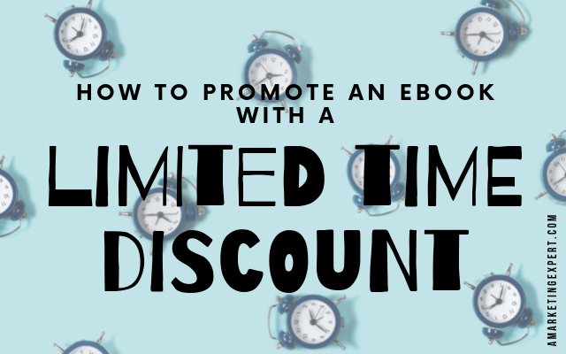promote an eBook