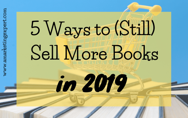 Sell more books with these strategies
