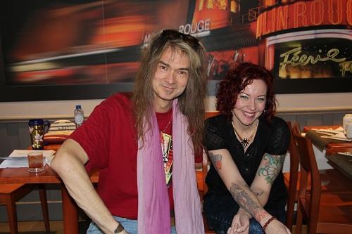 Arjen Lucassen & Anneke Van Giesbergen