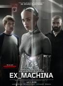Ex Machina - Alex Garland (2015)