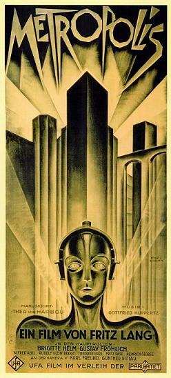 Metropolis - Fritz Lang (1927)