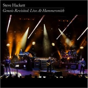 Steve Hackett - Genesis Revisited - Live At Hammersmith (2015)