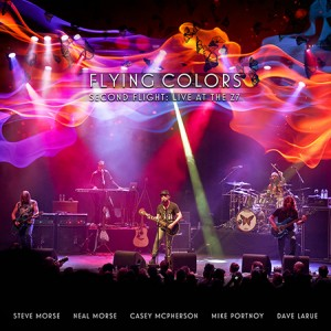 Flying Colors - Second Flight Live at the Z7 (2015)
