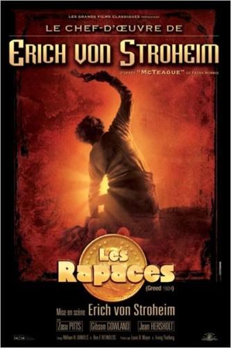 Les Rapaces - Erich von Stroheim (1924)