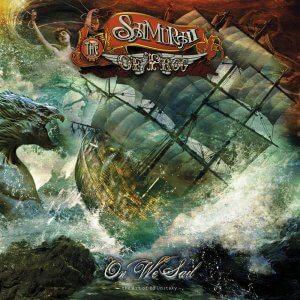 The Samourai of Prog - On We Sail (2017)