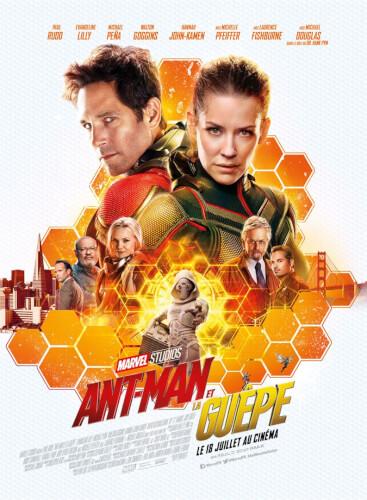 Ant-Man et la Guêpe - Peyton Reed (2018)