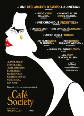 Café Society - Woody Allen (2016)