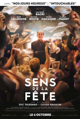 Le sens de la fête - Eric Toledano & Olivier Nakache (2017)