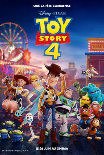 Toy Story 4 - Josh Cooley (2019)