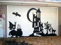 7 Great Halloween Decoration Ideas for Your Garage Door ...