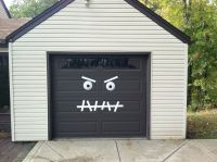 7 Great Halloween Decoration Ideas for Your Garage Door ...