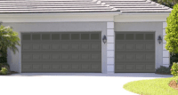 Trend Alert: Gray & Black Garage Doors