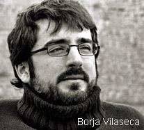 Foto del escritor catalán Borja Vilaseca