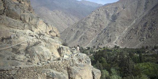 Le chemin des incas inscrit au patrimoine mondial