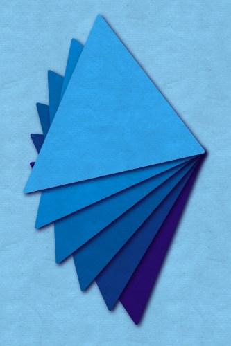 Digital cut-paper illustration