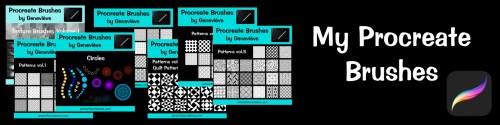 Procreate brushes