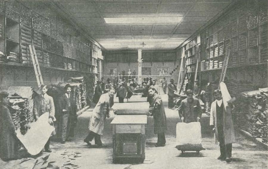 Comércio tradicional no Porto