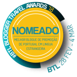 Estamos nomeados para os BTL Blogger Travel Awards 2018