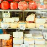 Porto food tour - cheese