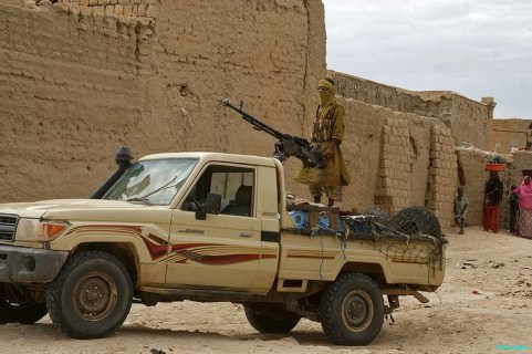 A 'technical' used by Ansar_Dine_Tombouctou