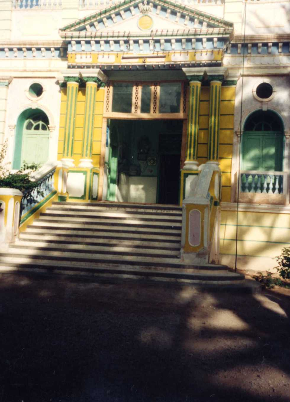 Al Quba Palace hotel, Tarim, Hadramhaut