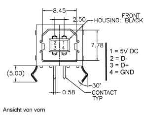 Rs232 Wiring Diagram Db9 RS232 DB9 Pinout Wiring Diagram