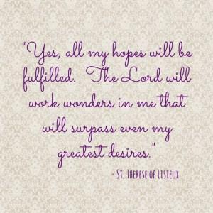 he will work wonders
