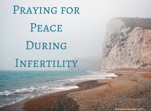peace during infertility