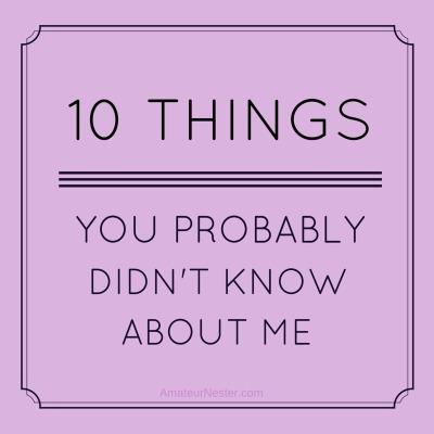 10 THINGS