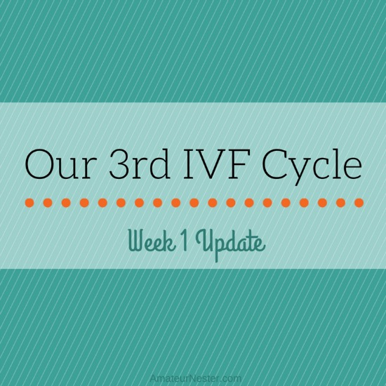 third ivf cycle