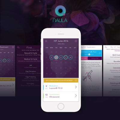 Naula: A New Fertility Treatment Tracker App