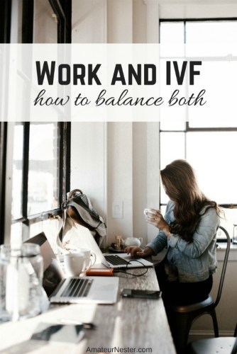 work and ivf
