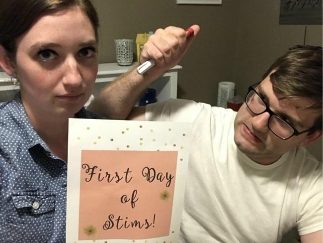 infertility story