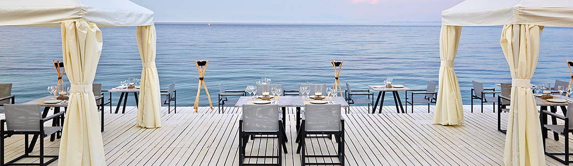 MarBella Beach Restaurants  Bars