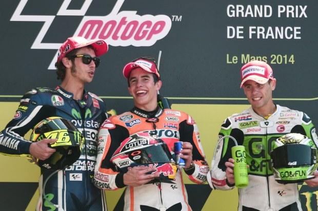 MotoGp 2014: Le Mans. GARA