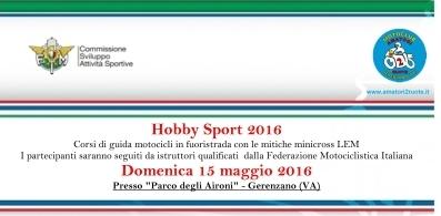 Hobby Sport 2016