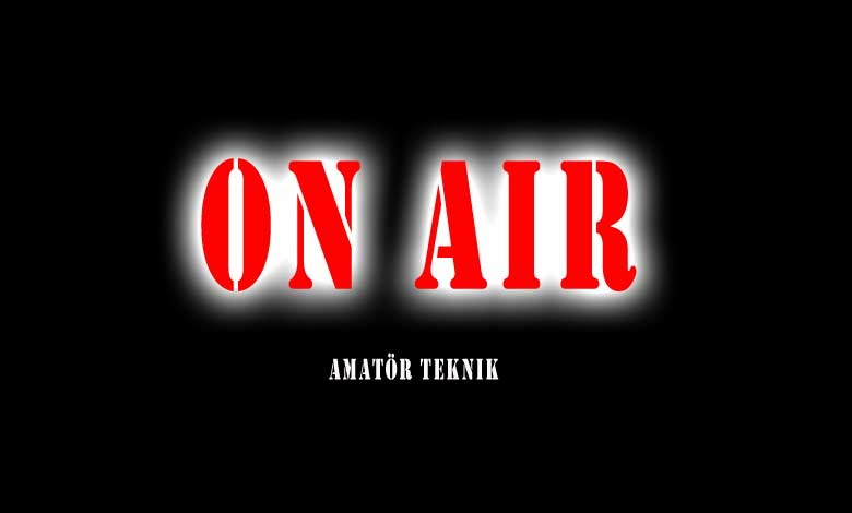 Amatör Teknik HAM Radio On Air