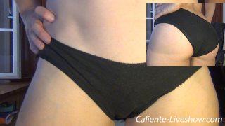 culotte coton noire classic