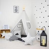 CHEVRON CHILDREN'S TEEPEE TENT | Decorative Kids' Play ...
