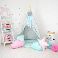 FAMILY STORIES CHILDREN'S TEEPEE TENT | Decorative Kids ...