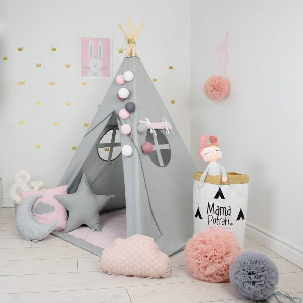 MSGFFK019 – Fig Princess Children's Teepee Tent