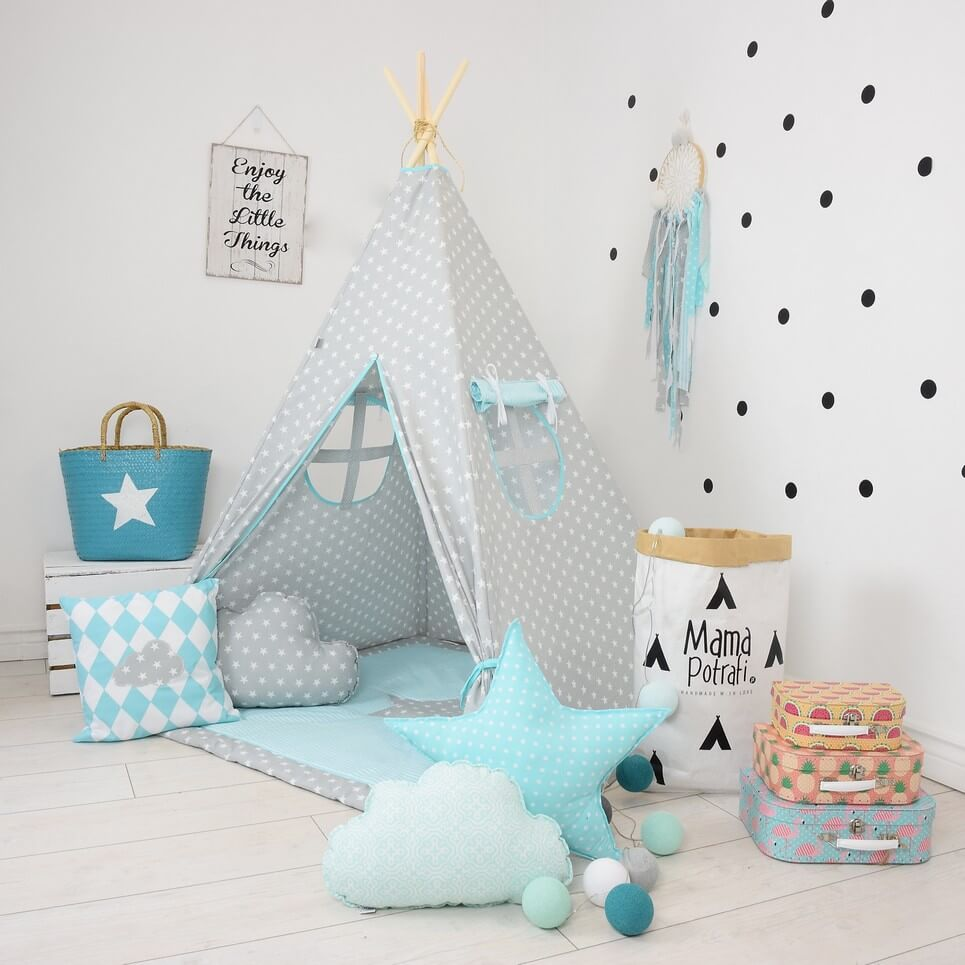 Imaginary Friend Children's Teepee Tent