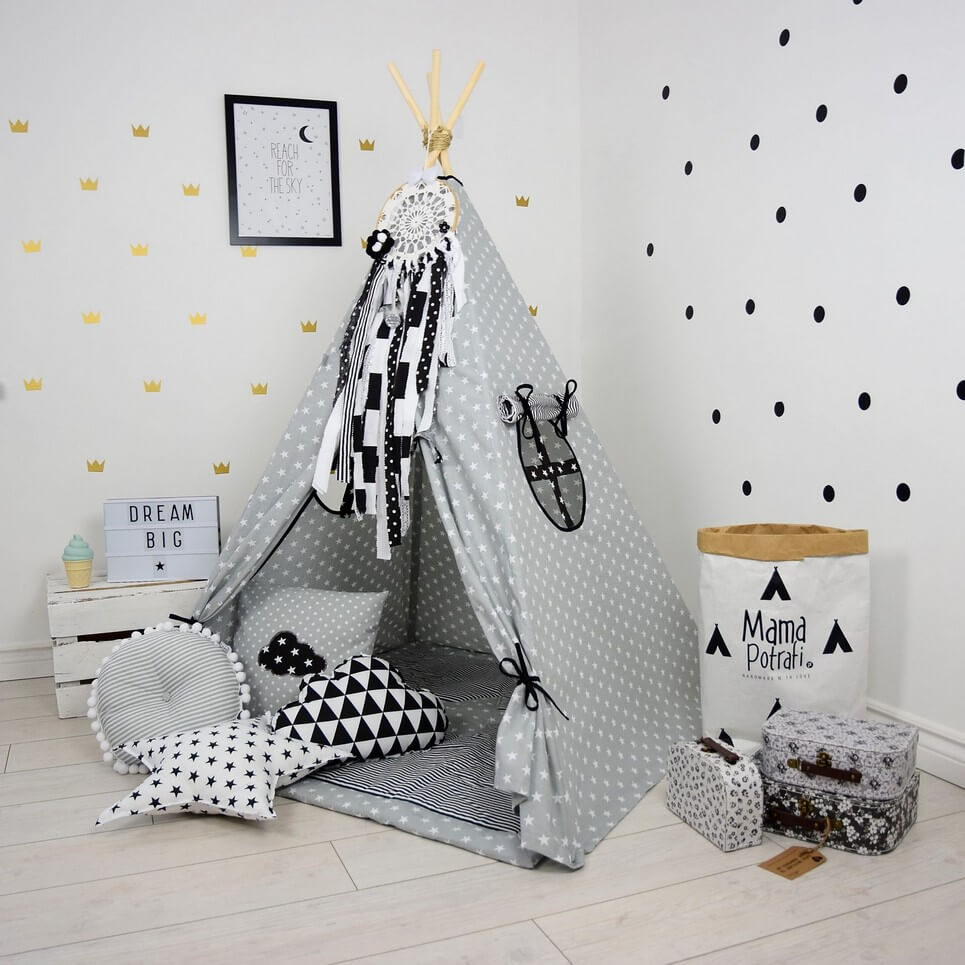 New York Children's Teepee Tent