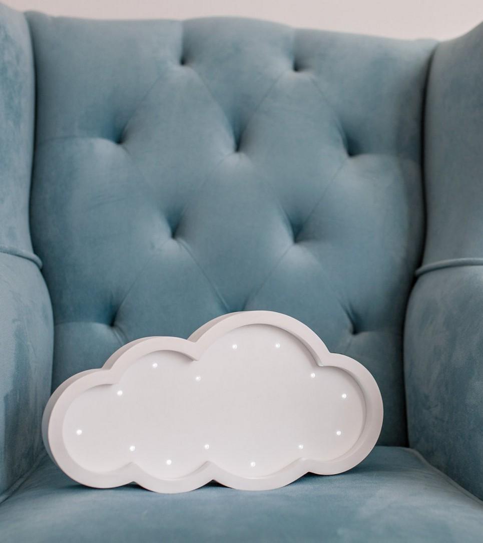 Cloud Decorative Night Light – 5