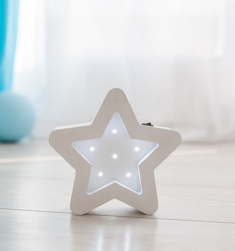 Mini Star Decorative Night Light – 4