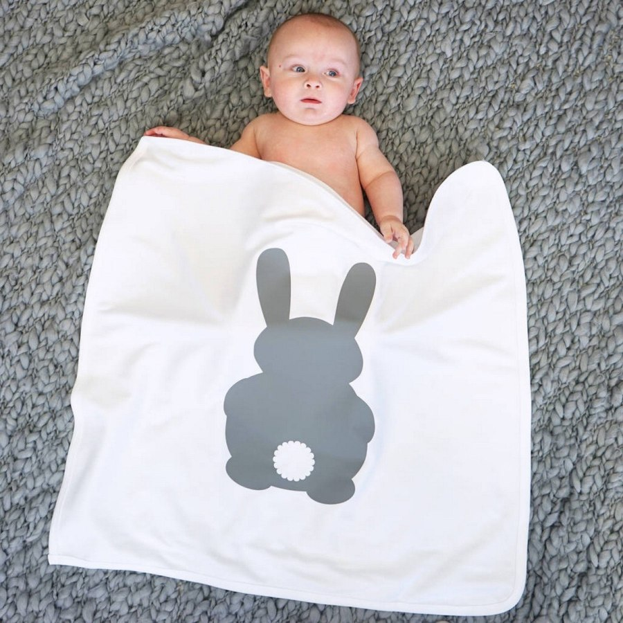 You can't fill their baskets with Peeps just yet, so try these cute gifts instead. The extra-cozy stuffed animals, spring-themed essentials, and bunny-inspired accessories are wins for both parents and little ones.