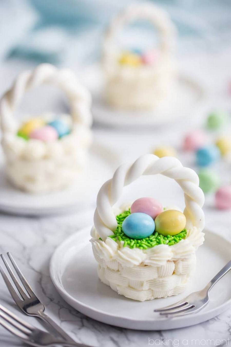 Your guests will be hopping out of their seats for these egg-ceptional treats.